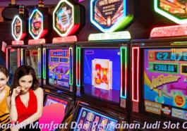 Mengambil Manfaat Dari Permainan Judi Slot Online